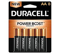 Duracell Coppertop Battery Alkaline AA - 8 Count