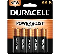 Duracell Batteries AA Duralock - 8 Count
