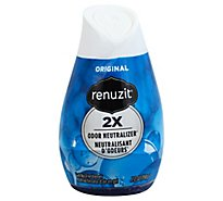 Renuzit Air Freshener Gel 2x Odor Neutralizer Original - 7 Oz