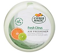 Citrus Magic Solid Air Freshener - 8 Oz