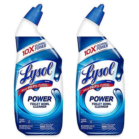 Lysol Toilet Bowl Cleaner Comp Online Groceries Safeway