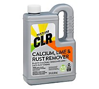 CLR Calcium Lime Rust Liquid Remover - 28 Fl. Oz.