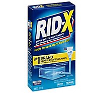 RidX Septic System Treatment - 9.8 Oz