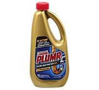 Liquid-Plumr Pro-Strength Full Clog Destroyer - 32 Fl. Oz.