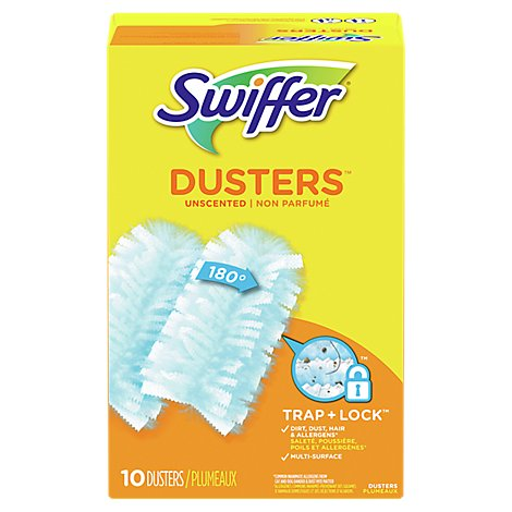Swiffer Dusters Refills Multi Surface - 10 Count