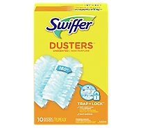 Swiffer Dusters Refills Unscented - 10 Count