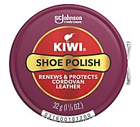 Kiwi Shoe Polish Cordovan Paste - 1.12 Oz