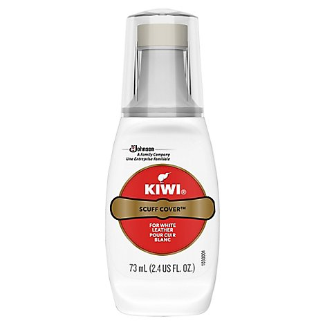 Kiwi White Magic Scuff - 2.5 Fl. Oz.