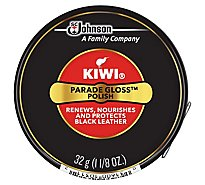 Kiwi Parade Gloss Black - 1.12 Oz