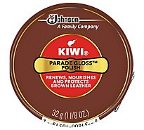 Kiwi Brown Shoe Splash Parade Gloss - Each