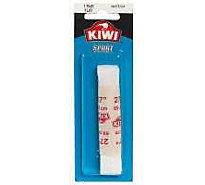 Kiwi White Athletic Sport Lace - Pair