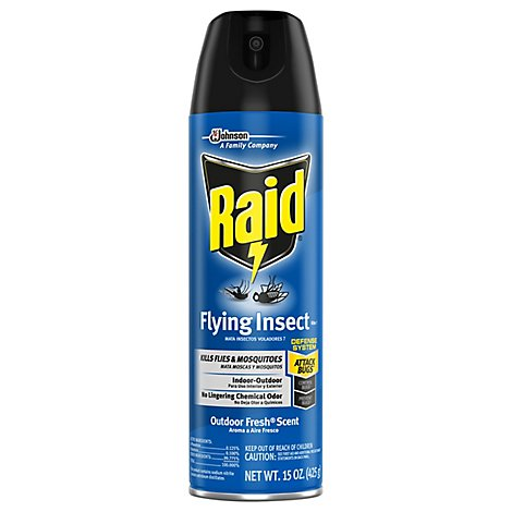 Raid Flying Insect Killer 7 15 oz (2 ct)