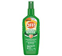 OFF! Deep Woods Insect Repellent VII 9 oz (1 ct)