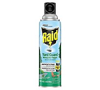 Raid Yard Guard Mosquito Fogger 16 oz