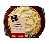 Signature Cafe Side Dish Mashed Potatoes Creamy - 14 Oz