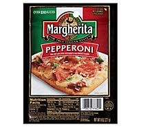 Margherita Pepperoni Sliced Resealable - 8 Oz