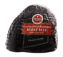 Primo Taglio Classics Roast Beef Seasoned - 1 Lb