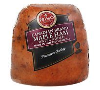 Primo Taglio Classics Maple Ham Fully Cooked Canadian - 1 Lb