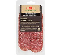 Applegate Natural Uncured Genoa Salami - 4oz
