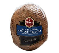 Primo Taglio Ham Off The Bone Hickory Smoked - 1 Lb