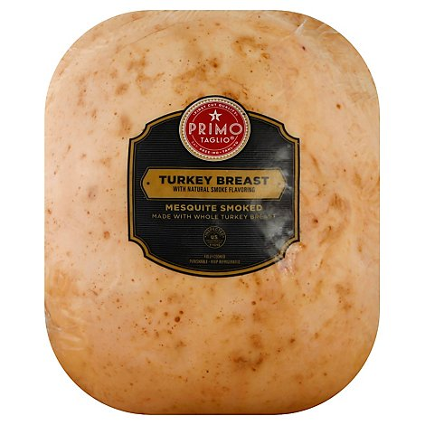 Primo Taglio Mesquite Smoked Turkey Breast - 0.50 Lb.
