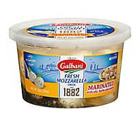 Galbani Cheese Mozzarella Marinated - 12 Oz
