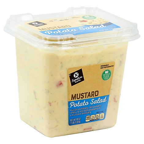 Signature Caf Mustard Potato Salad - 3 Lb