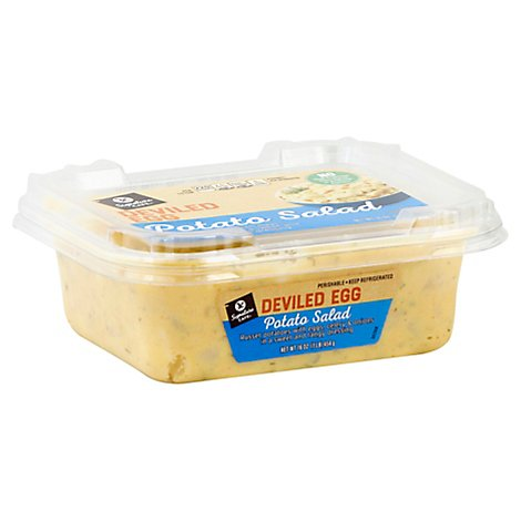 Deli Counter Deviled Egg Potato Salad - 16 Oz.