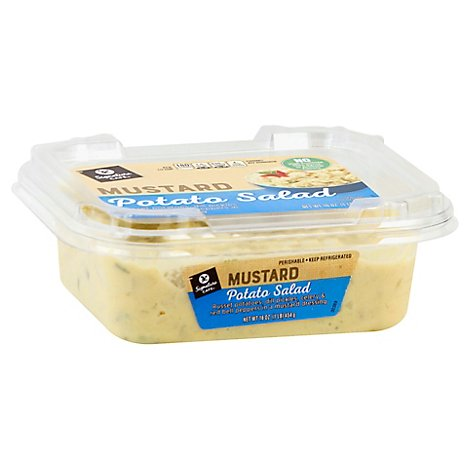 Signature Caf Mustard Potato Salad - 16 Oz