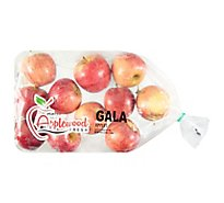 Gala Apples Prepacked Bag - 3 Lb