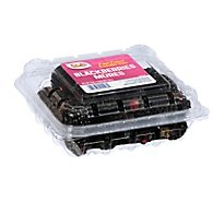 Blackberries Prepacked Fresh - 6 Oz