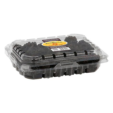 Blackberries Prepacked Fresh - 12 Oz