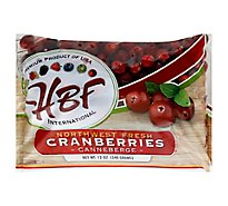 Cranberries - 12 Oz