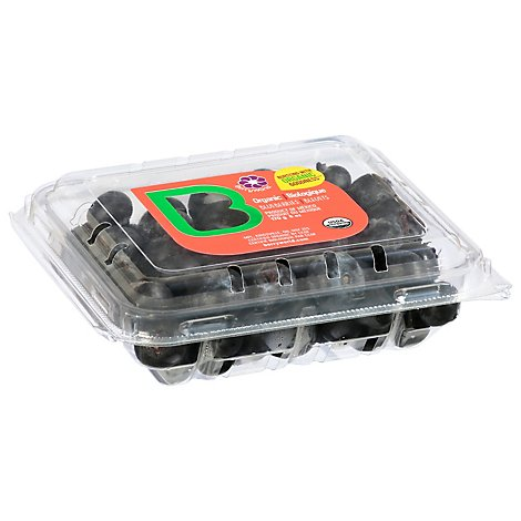 Blueberries Prepackaged - 6 Oz.