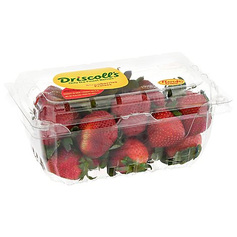 Strawberries Prepacked - 16 Oz