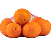 Oranges Cayucos Seedless Prepacked - 3 Lb