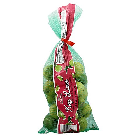 Key Limes Prepacked Bag - 1 Lb