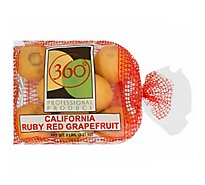 Ruby Grapefruit Prepackaged - 5 Lbs.
