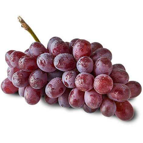 Grapes Red Seedless - 2 Lbs