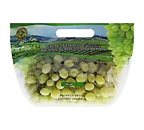 Green Seedless Grapes - 2Lbs