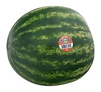 Seedless Mini Watermelon - Each
