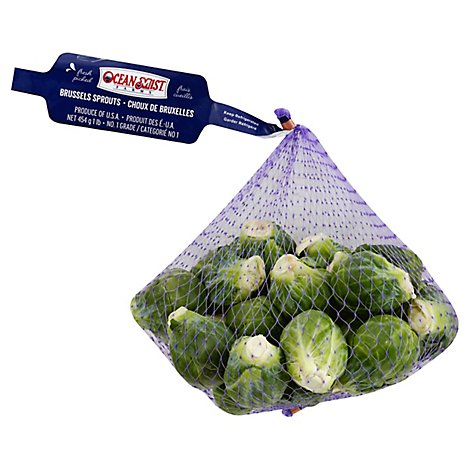 Brussel Sprouts Prepacked - 16 Oz