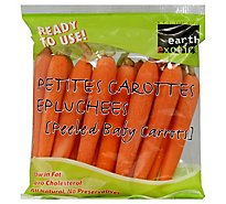Earth Exotics Baby Carrots - 8 Oz