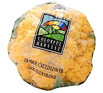 Cauliflower Orange
