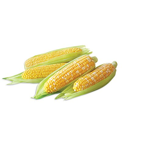 Corn Yellow Trimmed Pack 4 Count - Each