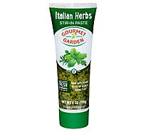 Gourmet Garden Stir In Paste Italian Herbs - 4 Oz