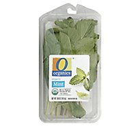 O Organics Organic Fresh Mint Prepacked - 0.66 Oz