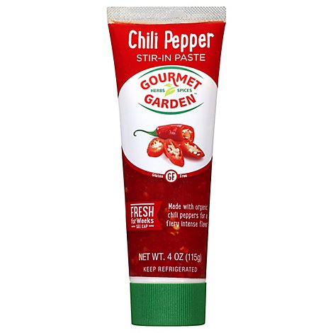 Gourmet Garden Chili Spice Blend Prepacked - 4 Oz