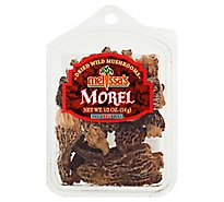 Mushrooms Dried Morel Prepacked - 6-.50 Oz