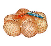 Yellow Onions Prepackaged - 3 Lb